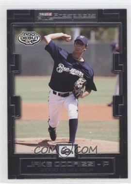 2008 TRISTAR Prospects Plus - [Base] #36 - Jake Odorizzi