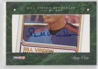 Bill Virdon #/125