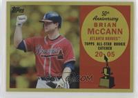 Brian McCann #/99