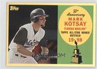 Mark Kotsay #/99