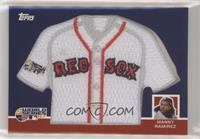 World Series - Manny Ramirez #/499