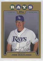 Joe Maddon /2008