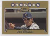 Joe Girardi /2008