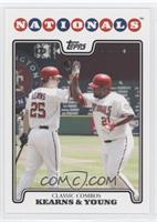 Classic Combos - Austin Kearns, Dmitri Young
