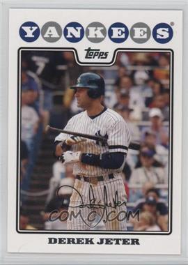 2008 Topps - [Base] #455 - Derek Jeter