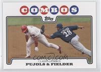 Classic Combos - Albert Pujols, Prince Fielder