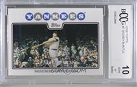 Mickey Mantle [BCCG Mint]