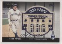 Babe Ruth /375
