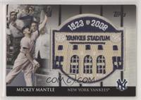 Mickey Mantle [EX to NM] #/375