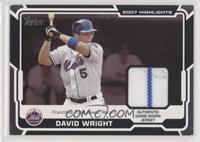David Wright (Franchise Total Bases Record) [EXtoNM]