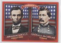 Abraham Lincoln, George B. McClellan