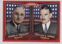 Harry S. Truman, Thomas E. Dewey