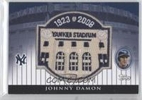 Johnny Damon /100