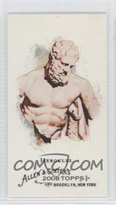 2008 Topps Allen & Ginter's - Ancient Icons Mini #A12 - Hercules