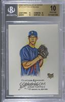 Clayton Kershaw Rookie Card Baseball Cards