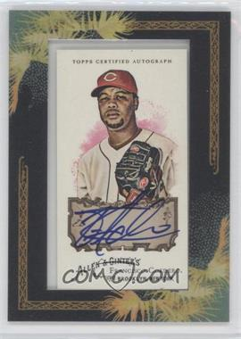 2008 Topps Allen & Ginter's - Framed Mini Autographs - [Autographed] #AGA-FC - Francisco Cordero
