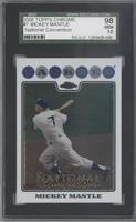 Mickey Mantle [SGC 10 GEM]