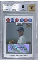 Clay Buchholz [BGS 9 MINT]