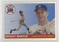 Mickey Mantle /400 [EX to NM]