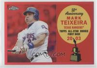 Mark Teixeira #/25
