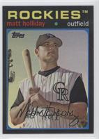 Matt Holliday /200