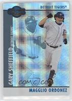 Magglio Ordonez, Gary Sheffield /50