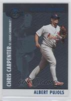 Albert Pujols, Chris Carpenter /250