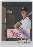 Clint Sammons /150