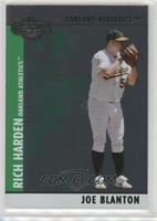 Joe Blanton, Rich Harden /200