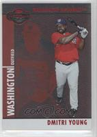 Dmitri Young #/400