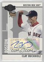 Clay Buchholz (Autographed)