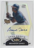 Rookie Autograph - Brandon Jones #/499