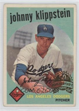 2008 Topps Heritage - 1959 Topps Buybacks #152 - Johnny Klippstein [GoodtoVG‑EX]