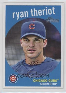 2008 Topps Heritage - [Base] #467 - Ryan Theriot