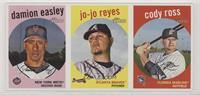 Damion Easley, Jo-Jo Reyes, Cody Ross