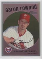Aaron Rowand #/559