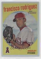 Francisco Rodriguez #/559