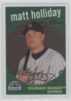Matt Holliday #/1,959