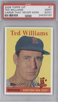 Ted Williams [PSA 9 (OC)]