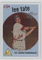 Lee Tate /59