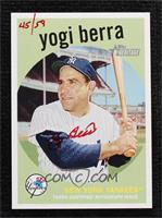 Yogi Berra #/59