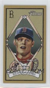 2008 Topps Heritage - T205 Mini #HTCP2 - Clay Buchholz