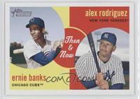Ernie Banks, Alex Rodriguez