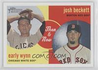 Early Wynn, Josh Beckett