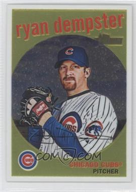 2008 Topps Heritage High Number - Chrome #C204 - Ryan Dempster /1959