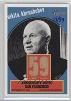 Nikita Khrushchev /59