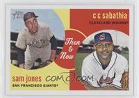 Sam Jones, CC Sabathia