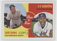 Sam Jones, C.C. Sabathia