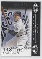 Brad Hawpe (2007 MLB Superstar - 150 Hits) /25