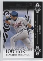 Placido Polanco (2007 All-Star - 200 Hits) /25